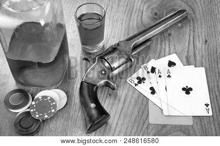 Dead Mans Card Hand