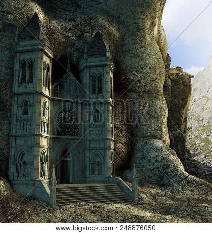 Doorway To An Enchanting Hidden