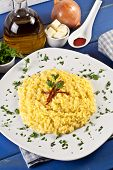 Risotto Milaneser