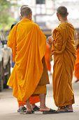 Monks Talking