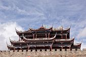 Chinese Gate Tower