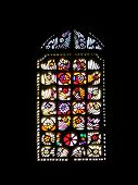 Vitrage (Stained Glass, Art Glass) In An Renaissance building