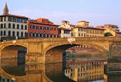 Florence, Italy at Dawn