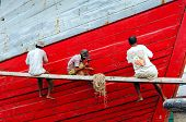 Indonesia, Jakarta: Sunda Kelapa