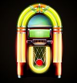 classic juke box