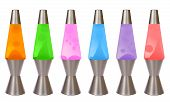 Lava Lamp Collection