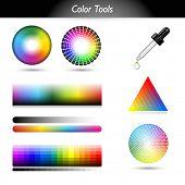 Herramientas de color