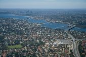 Perth Western Australia Aerial View
