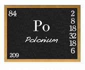 Polonium.