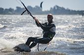 Participants In The Portuguese National Kitesurf Championship 2012