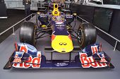 Red Bull RB8 F1 Racing Car