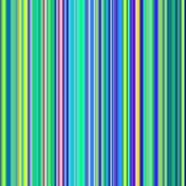 Seamless bight green and blue bold color stripes abstract background.