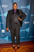 lLOS ANGELES - APR 20:  Alex Newell arrives at the 2013 GLAAD Media Awards at the JW Marriott on Apr