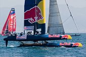 34. America's Cup World Series 2013 in Neapel