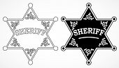 Estrellas de sheriff
