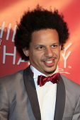 LOS ANGELES - APR 25:  Eric Andre arrives at the Second Annual Hilarity For Charity benefiting The A