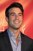 LOS ANGELES - APR 25:  James Wolk arrives at the Second Annual Hilarity For Charity benefiting The A