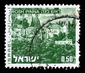 Paisajes de Israel, Rosh Pinna