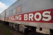 Hermanos Ringling y Barnum & Bailey Circus Train