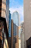 IFC and office buildings, Hong Kong