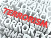 stock photo of war terror  - Terrorism Concept - JPG