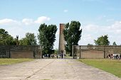Sachsenhausen-oranienburg Concentration Camp