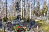 Monument To Sabala And Chalubinski