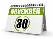 30 November, St  Andrew s Day
