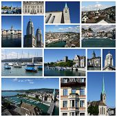 Zurich Collage