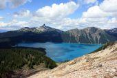 Black Tusk Summit And Garibaldi Lake