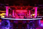 Modern Night Club In European Style