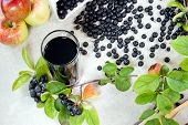 picture of choke  - Aronia  - JPG