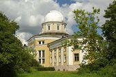 Pulkovo astronomic observatory, Russia