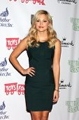 LOS ANGELES - DEC 1:  Olivia Holt at the 2013 Hollywood Christmas Parade at Hollywood & Highland on