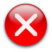 Cross (close Window) Button