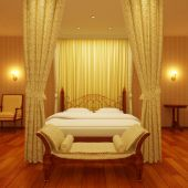 Classical Sleeping Room