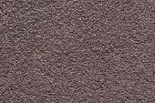 Texture Ground Coffee Of Brown Color