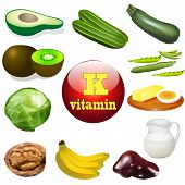 Vitamin K Plant And Animal Products