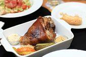 Roasted Pork Knee