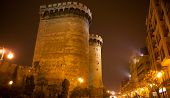 Torres de Quart Quarte in Valencia towers old city fort entrance