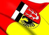 Flag Of Wunsiedel Im Fichtelgebirge
