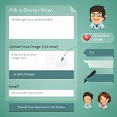 Doctors Online Consultation Form