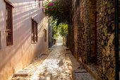 Alleys Of Goree Island