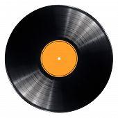 Vinyl Record Disc
