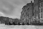 City And Its Gondolas