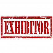 Exhibitor-stamp