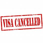 Visa Cancelled-stamp
