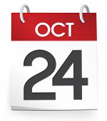 picture of 24th  - Twenty fourth October - JPG