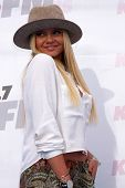 LOS ANGELES - MAY 10:  Alli Simpson at the 2014 Wango Tango at Stub Hub Center on May 10, 2014 in Carson, CA