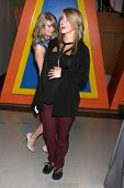 LOS ANGELES - MAY 6:  Kim Matula, Linsey Godfrey at the Bold & Beautiful Celebrates Emmy Nominations at CBS Television City on May 6, 2014 in Los Angeles, CA